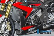 Ilmberger Gloss Carbon Fibre Left Right Fairing Side Panels Pair Bmw S1000r 2013