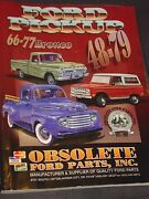 1948-79 Ford Pickup/1966-77 Bronco Catalog Obsolete Ford Parts 1999