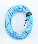 Shindy Colored Wiring - Sky Blue/white 16-690 2120-0292 12-0051 68-1690