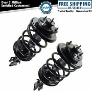 Front Quick Loaded Complete Strut Spring Assembly Lh Rh Pair Set 2pc For Odyssey