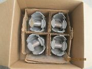 4 New Pistons 1949 - 1953 Oldsmobile 88 And 98. Sterling 334 Size .060 1950 1952