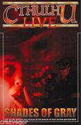 Cthulhu Live Shades Of Gray Source Book Pulp And Noir Era Supplement Fs
