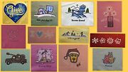 Life Is Good Womenand039s Long-sleeve Crusher T-shirts New Tags Many Msrp 32