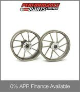 Bronze Galespeed Type R Forged Alloy Wheels Yamaha Yzf R1 2004-06 0 Finance