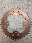 Can Am Canam Ds450 Ds450x Ds 450 Team Can Am Rear Aluminum Sprocket 41 41t 41 T