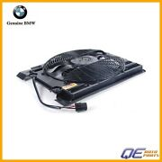 Bmw 528i 540i M5 525i 530i Auxiliary Fan Assembly With Shroud For A/c Condenser
