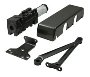 Door Closer Automatic Dc40 Heavy Duty 4 Finishes By Fpl Door Locks And Hardware