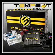 09-14 Bmw K1300s Hid Xenon H7 Low Beam And H7 High Beam Ac 35w Slim Motorcycle Kit