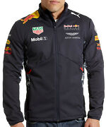Authentic Red Bull Racing F1 Team 2017 Men Softshell Jacket 762166 01