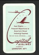 1947 Baltimore Colts Football Schedule First Year Capital Airlines Aafc