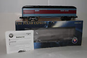 Lionel 6-25135 The Polar Express Baggage Car, Excellent, Boxed