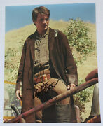 Nathan Fillion Signed 11x14 Photo Firefly Castle Serenity Exact Proof