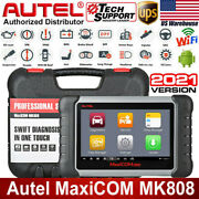 Autel Maxicom Mk808 Auto Obd2 Diagnostic Scanner Full System Immo Abs Bleed Tpms