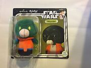 Sdcc 2017 Exclusive Hallmark Star Wars Walrus Man Itty Bittys Plush Sold Out Le
