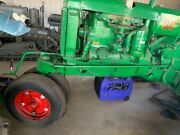 Antique Oliver 80 Row Crop Narrow Front Restored Tractor World Shipping