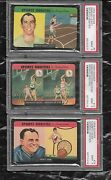 1954 Quaker Sports Oddities Mint Complete Set + 3 Psa 9and039s