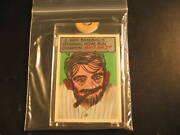 1967 Topps Who Am I Babe Ruth Proof 1-of-a-kind Near Perfect Centering