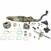 Thermal Unit Racing Shaft Carb Silencer Mbk 50 Strong 1994-1995