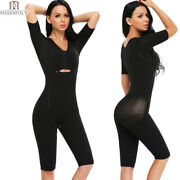 Fajas Colombianas Post-surgery, Full Body Arm Shaper, Body Suit Powernet Girdle