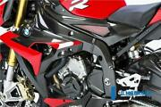 Ilmberger Gloss Carbon Fibre Frame Covers Protector Pair Bmw S1000r Naked R 2014