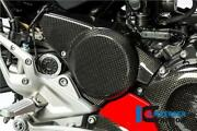 Ilmberger Gloss Carbon Fibre Front Sprocket Guard Cover Bmw F800r F800 R 2012