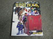 1991 Great American Wish Book Sears Catalog 799 Pages