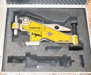 Enerpac Atm-9 Hydraulic Fixed Flange And Rotational Alignment Tool Atm9 103