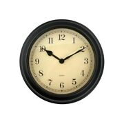 Spy-max Security Wall Clock Hidden Camera W/ Dvr And 30-day Battery