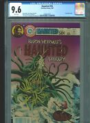 Haunted 55 Cgc 9.6 1981 Charlton Comics White Pages Single Graded Copy
