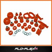 Ford Escort Rs Turbo Suspension Bushes Series 2 Front And Rear Kit In Poly