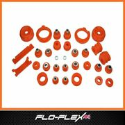 Ford Escort Suspension Bushes Mk4 Front And Rear Bushes Kit In Poly