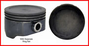 Piston And Ring Chevrolet 5.3l 1999-2004 Free Shipping