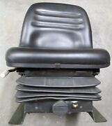 Grammer Class 2 Type Ds 85h/7l Tractor Seat Mechanical Weight Adjustment