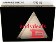 78 Rpm 793-s3 Phonograph Needle For Crosley Nostalgia Others Quality Swiss Made