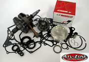 Wiseco Piston 121 96mm With Complete Bottom End Kit Honda Crf 450x 2005-2016