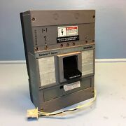 Siemens Hjxd63s400a 400a Sentron Molded Case Switch W/ Lv Switch And Shunt And Aux