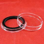 Air-tite X6deep 39mm Ring Coin Holder Capsules For 2 Oz High Relief Coins Qty 20