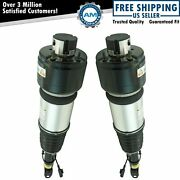 Arnott Front Complete Air Shock Strut Assembly Pair 2pc Set For W219 W211 New