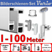 Picture Hanging Kit Vario 328 Ft. To 328 Ft. 1m - 100m Picture Hanging Rail