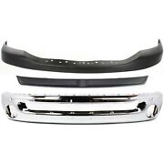 55077762aa 55077946ab 55077896ac New Set Of 3 Bumper Covers Fascias Front