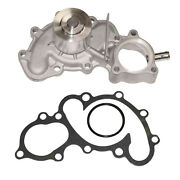 Gmb Engine Cooling Water Pump W/ Gasket New For Toyota 3.4l Cars W/ Oil Cooler