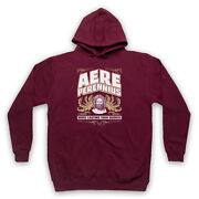 Aere Perennius More Lasting Than Bronze Latin Phrase Adults Kids Hoodie