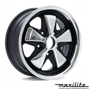 Fuchs Style Wheel 6and039and039 X 15and039and039 Classic Style 356c/911/91263-77901.361.012.06