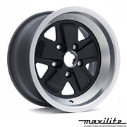 Fuchs Style Wheel 8and039and039 X 16and039and039 Oe Finish 911/930/944 77-89 911.362.117.00