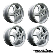 Cupfelgen Wheel Set 7.5and039and039 And 9and039and039 X 17and039and039 Porsche 911/911 Turbo 85-89