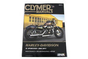 Clymer Repair Manual For 2004-up Xl For Harley-davidson