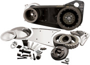 8mm Belt Drives With Lockup Clutch 3in. Electric Start Sys Belt Drives Evob-9s