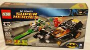 Sealed 76012 Lego Batman The Riddler Chase With Batmobile Flash 304 Pc Retired