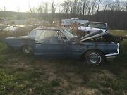 Thunderbird - Wrecked And Forgotten - Good For Parts - Barn Find