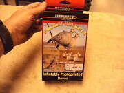 Cherokee Sports Pocket Rockets Inflatable Dove Decoys 6 In Box New